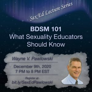BDSM 101 – What Sexuality Educators Should Know