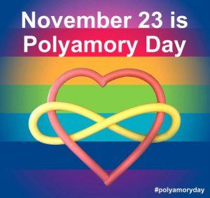 Celebrate Polyamory Day on November 23rd!
