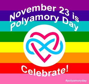 Celebrate Polyamory Day on November 23rd!