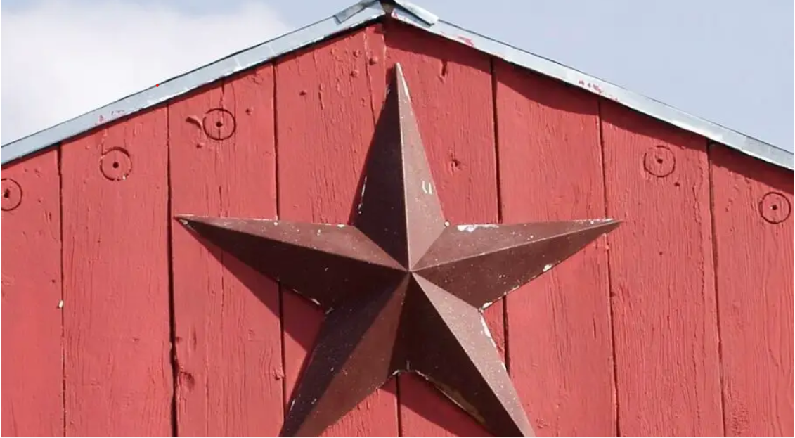 Do Stars on the Sides of Homes Indicate the Residents are 'Swingers'?