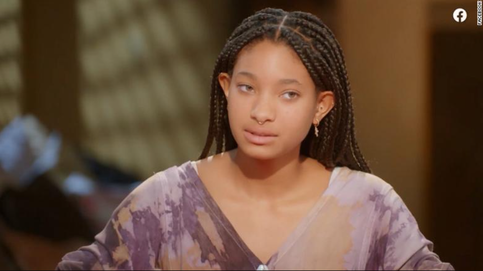 Willow Smith shares she's polyamorous on 'Red Table Talk'