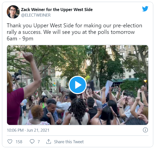 Zach Weiner Owns Leaked Video, Support Goes Viral